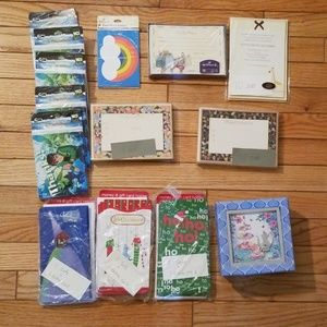 Lot of note card and invitations